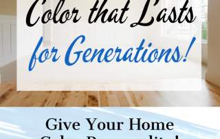 Color That Lasts For Generations! 4