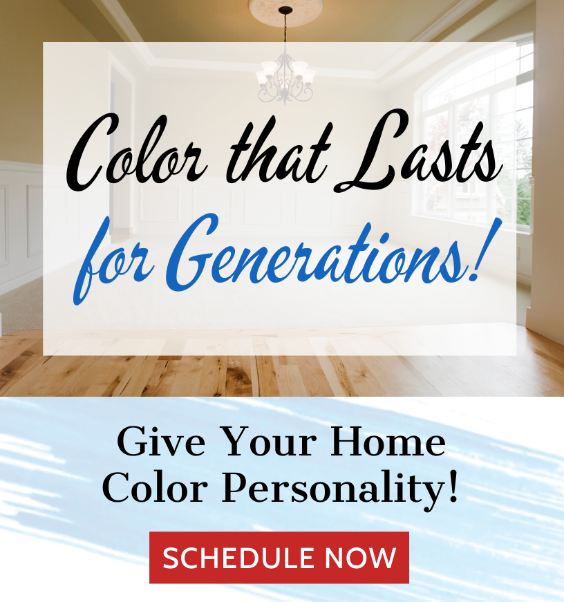 Color That Lasts For Generations! 1