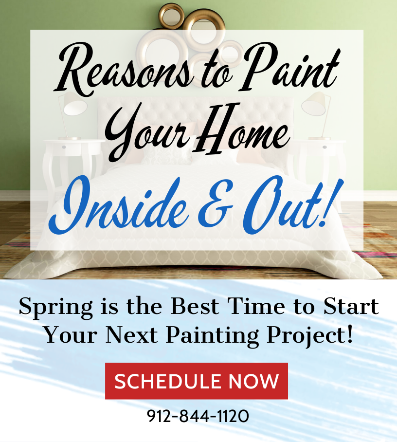 Reasons To Paint Your Home! 🏠 1