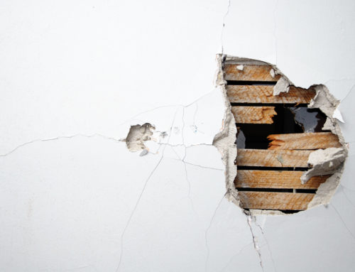 5 Ways Your Drywall Can Be Damaged